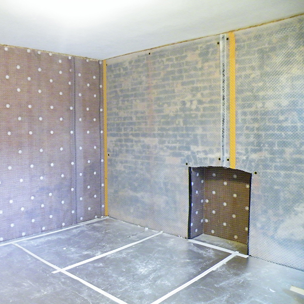 Damp proofing specialists, Guardian Waterproofing